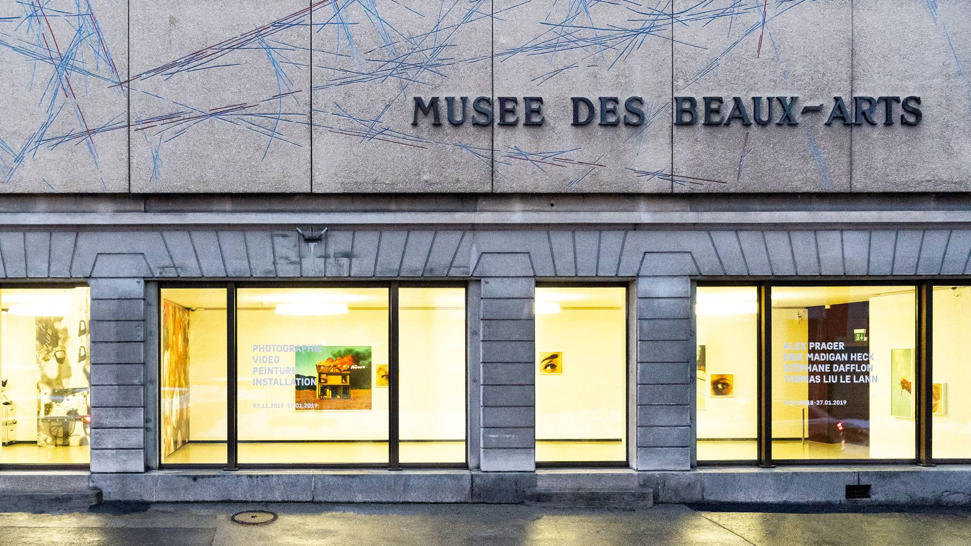 Musée des beaux-arts, Le Locle © Giona Mottura