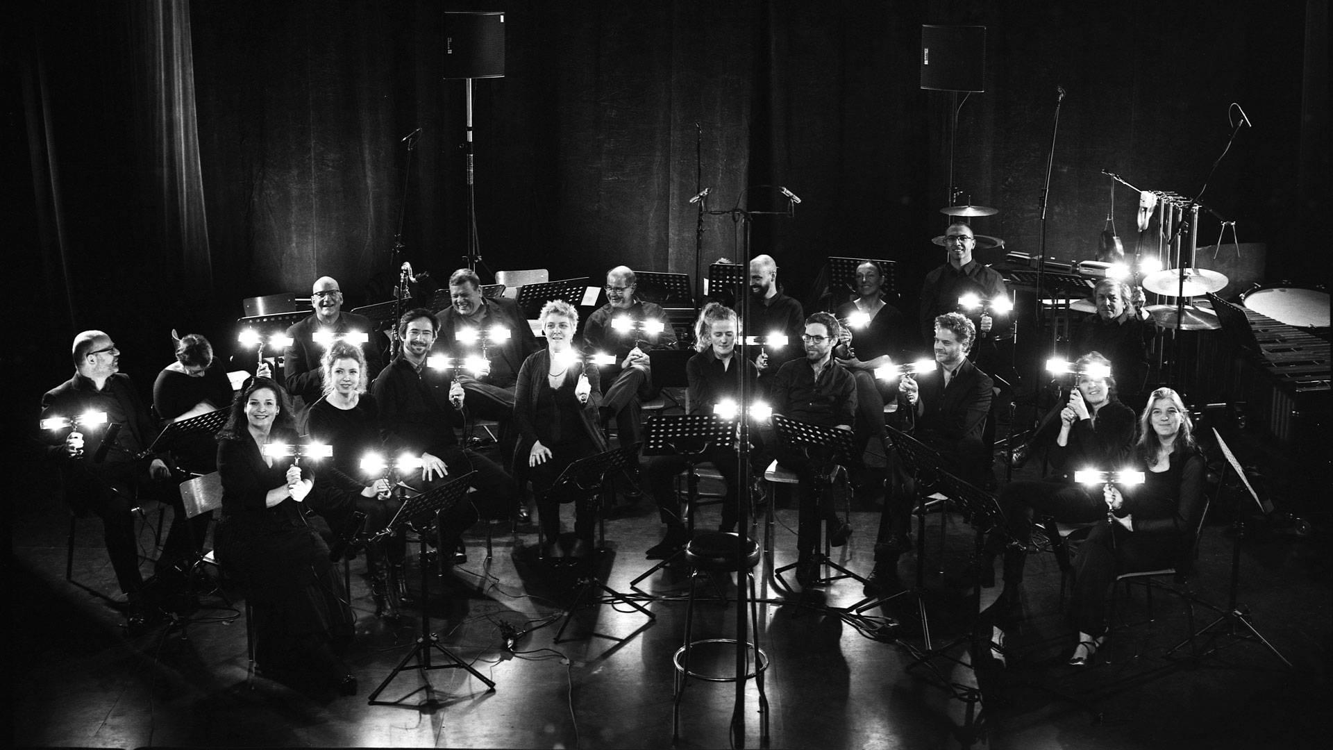 Le Nouvel Ensemble Contemporain © Pablo Fernandez