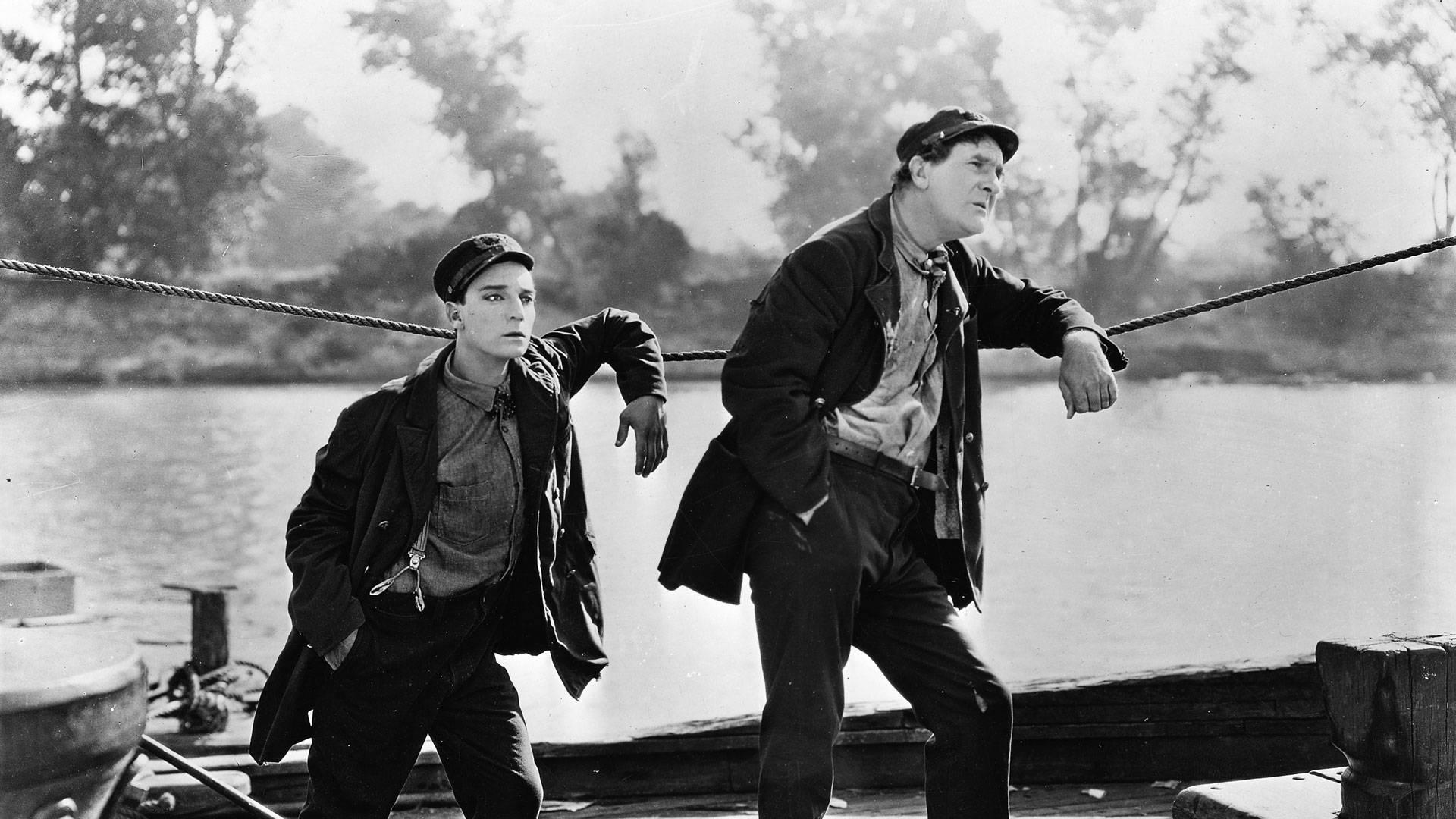 Steamboat Bill Jr. © cinémathèque suisse