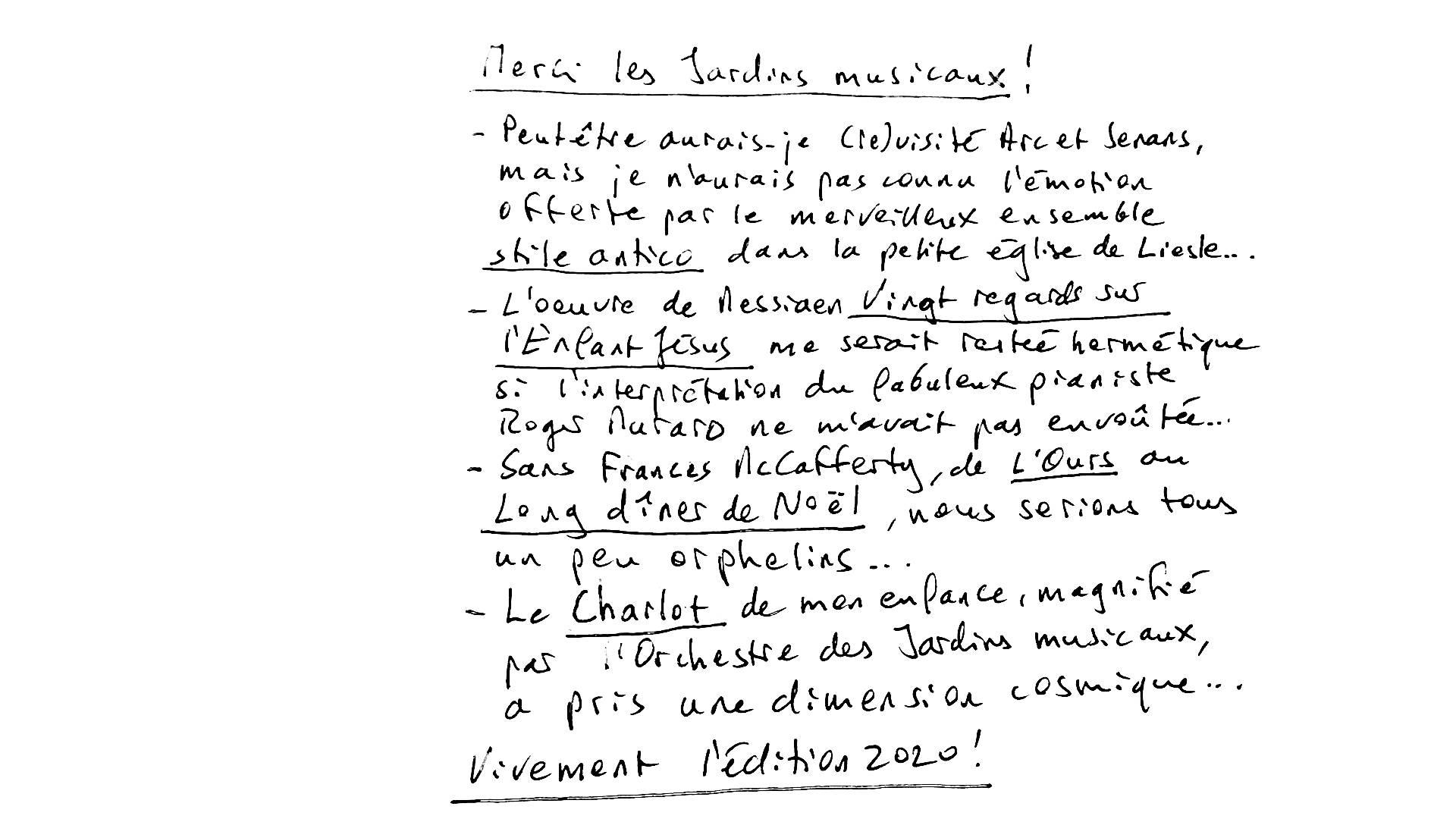Texte de Loyse Renaud Hunziker